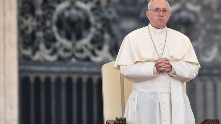 Pope commended Religions for Peace for its efforts