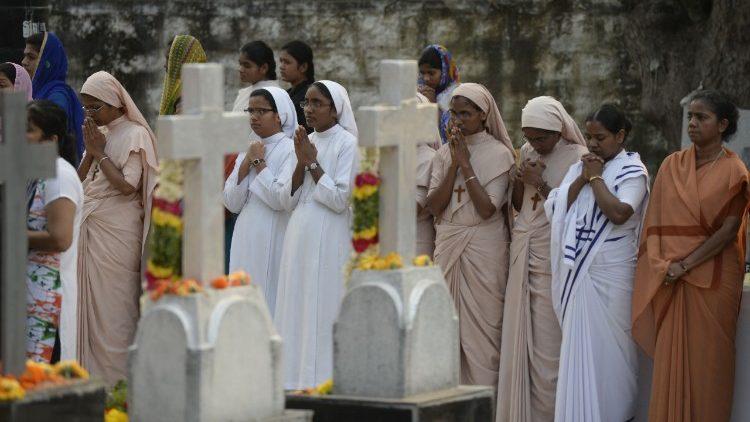 christliche Seiten in Indien