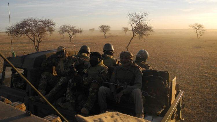 Forza di pace in Sahel