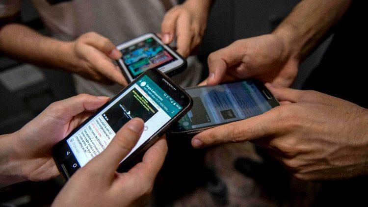 Utenti di smartphone