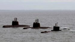 ARGENTINA-SUBMARINE-MISSING-FILE