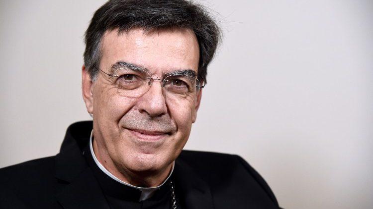 Abp Michel Aupetit - metropolita Paryża