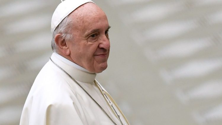 Pope Francis met leaders of the World Evangelical Alliance in the Vatican on Thursday