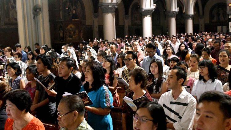 Tín hữu Công giáo Indonesia