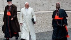 Cardinal O'Malley reaffirms Pope's commitment to abuse victims