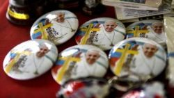 CHILE-POPE-VISIT-PREPARATIONS
