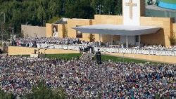 O'Higgins Park Mass: Full text of Pope Francis' homily