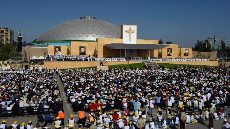 CHILE-POPE-VISIT-MASS