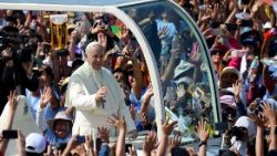 Pope Francis celebrates Holy Mass in Trujillo: Full text