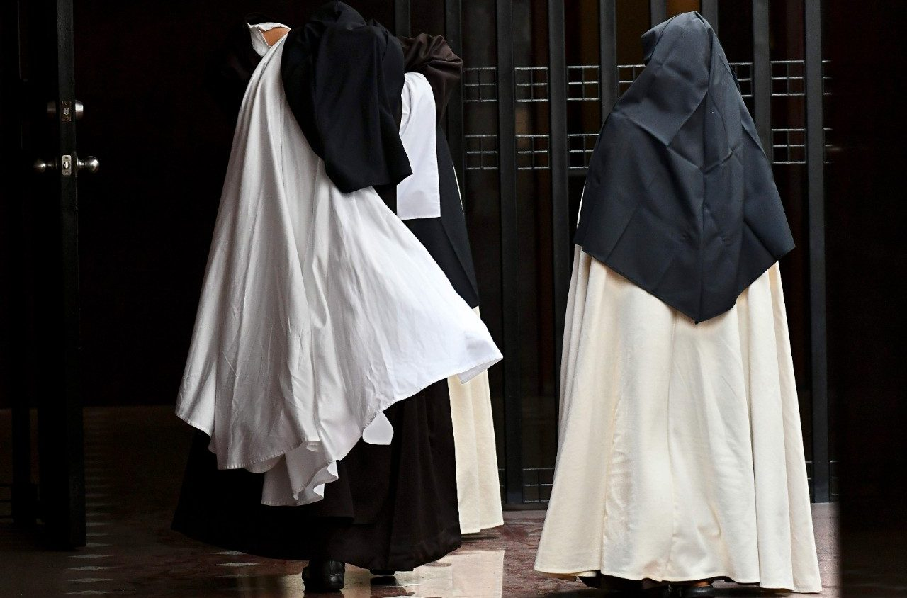 Cor Orans\': instructions for the Contemplative Life of Women ...
