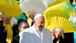 Pope reflects on Apostolic Journey to Chile and Peru