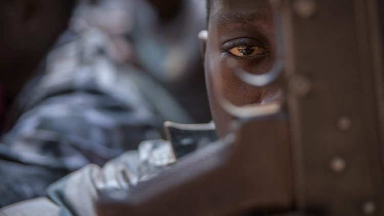 Children victims of conflict in South Sudan