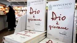 "The Italian edition of ""God Is Young"" now available in book stores"