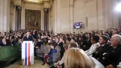 FRANCE-POLITICS-LANGUAGE-DIPLOMACY
