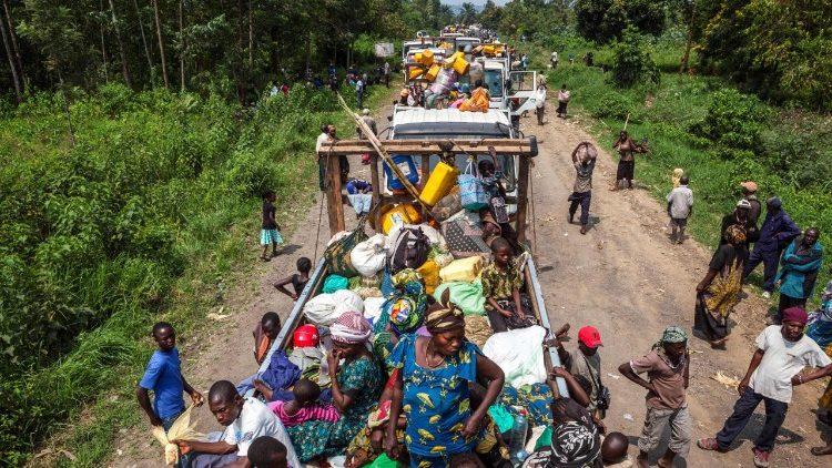 Popolazione nella RDC