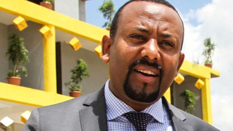 New Ethiopian Prime Minister, Abiy Ahmed