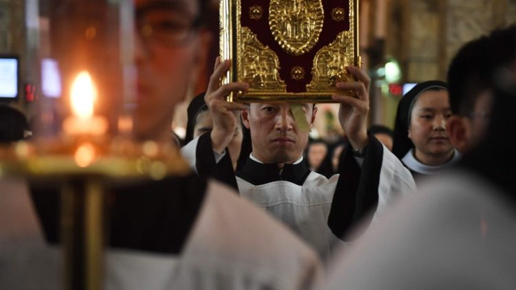 CHINA-VATICAN-DIPLOMACY-RELIGION