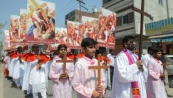 INDIA-RELIGION-CHRISTIANITY-EASTER