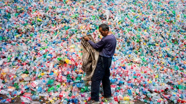 Earth Day on April 22, 2018 focused on combating pollution caused by plastic.