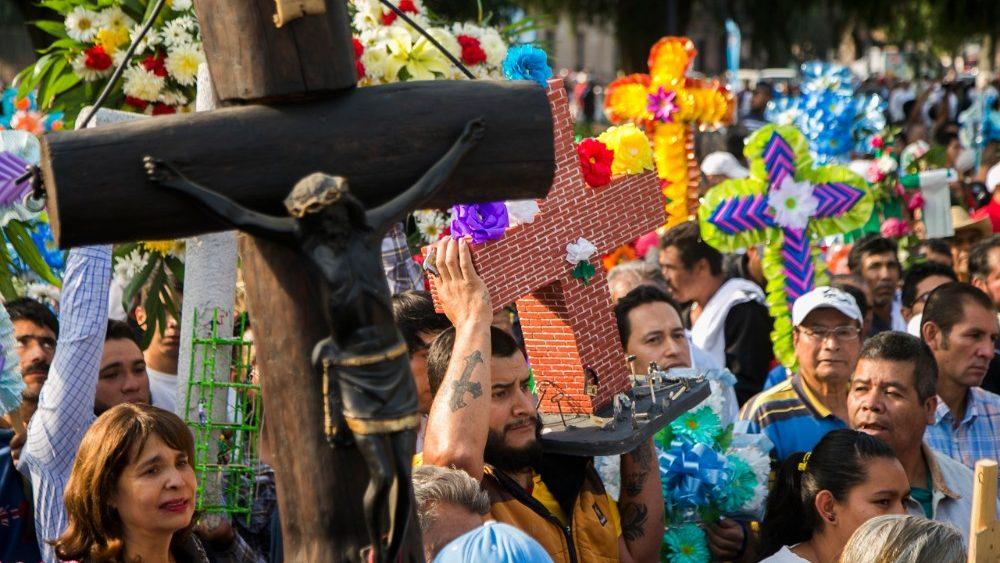 Religiosidad popular del pueblo mexicano.
