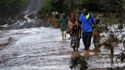 Kenya flood victims