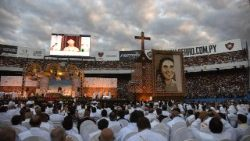 PARAGUAY-RELIGION-BEATIFICATION-MARIA FELICIA-CHIQUITUNGA