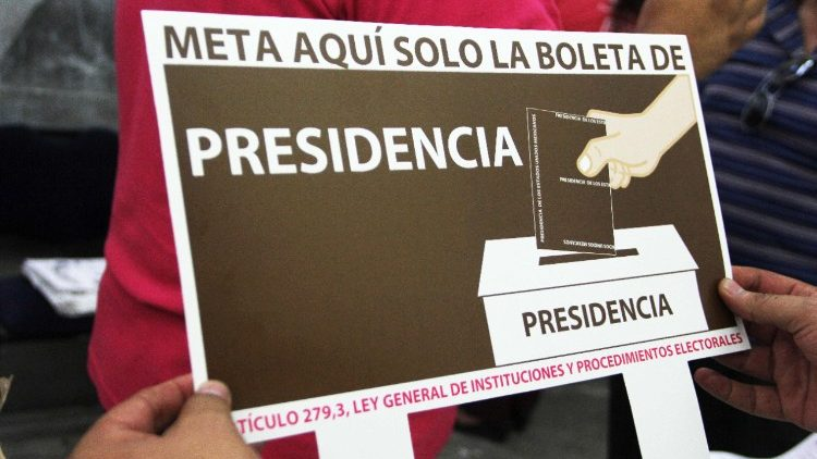 Preparations for Presidential elections in Mexico
