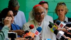 Nicaragua's Card. Brenes says Church persecuted by regime