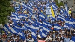 NICARAGUA-UNREST-MARCH
