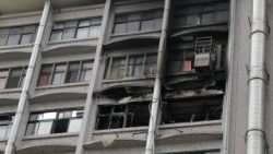 Fire in a Taipei hospital leaves 9 people dead.