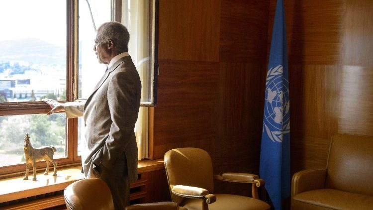 FILES-SWITZERLAND-GHANA-UN-POLITICS-ANNAN-OBIT