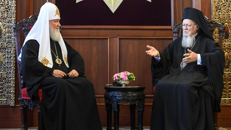 TURKEY-RUSSIA-RELIGION-ORTHODOX