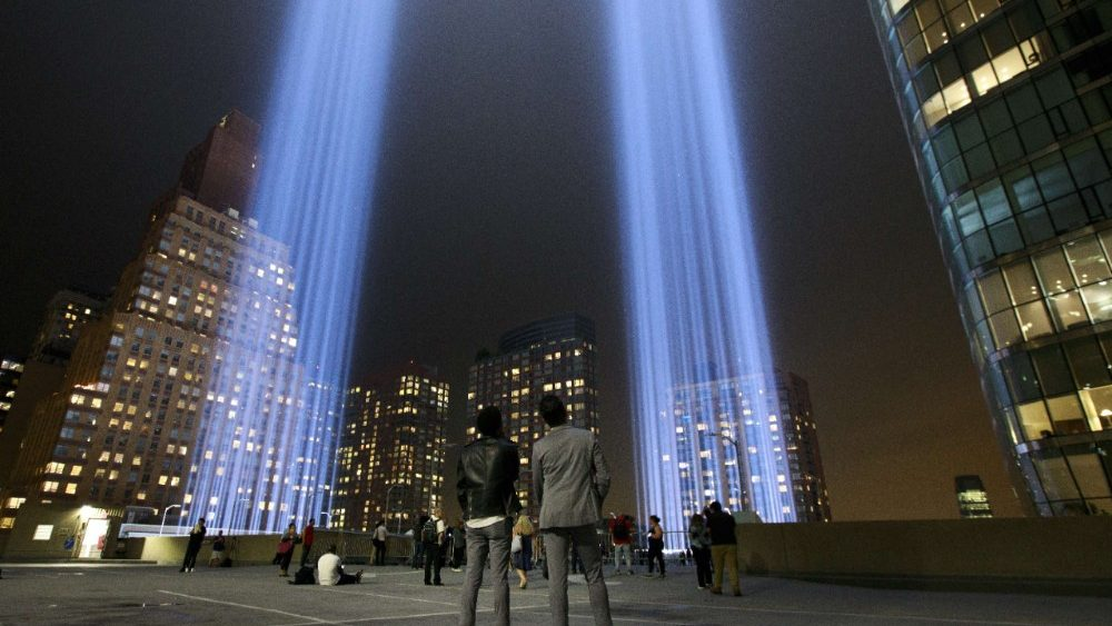 US-ANNUAL-TRIBUTE-IN-LIGHT-MARKS-ANNIVERSARY-OF-ATTACKS-ON-THE-W