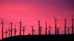 Wind and solar power are cheaper alternative sources of energy than fossil fuel.