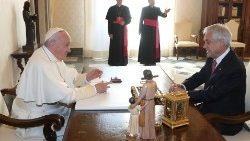 VATICAN-CHILE-POPE