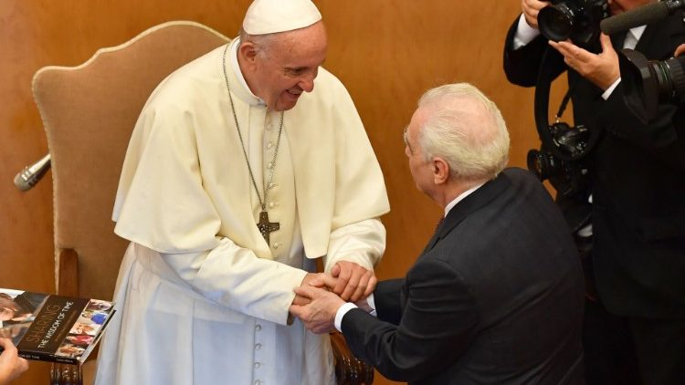 ITALY-VATICAN-POPE-RELIGION-INTERGENERATIONAL-DIALOGUE