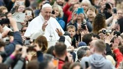 Pope Francis General Audience of 31 October 2018