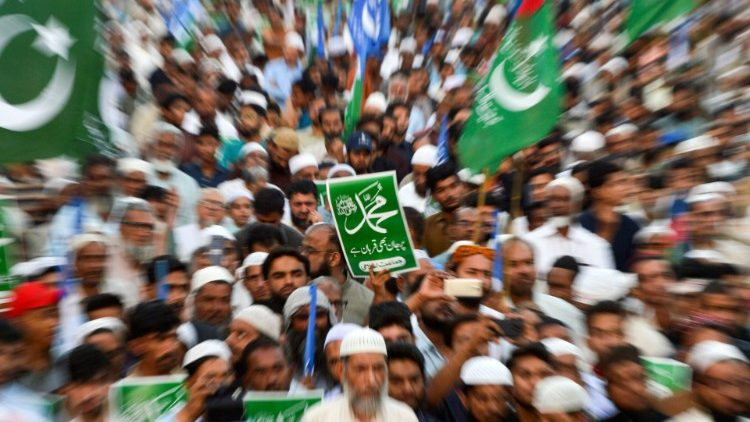 PAKISTAN-RELIGION-POLITICS-DEMO