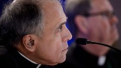 US Conference of Catholic Bishops president, Cardinal Daniel DiNardo