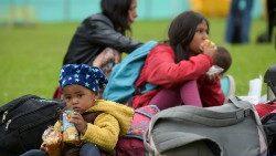 Caritas lucha contra la desnutrición infantil en Venezuela