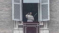 Pope's Angelus of 25 November 2018