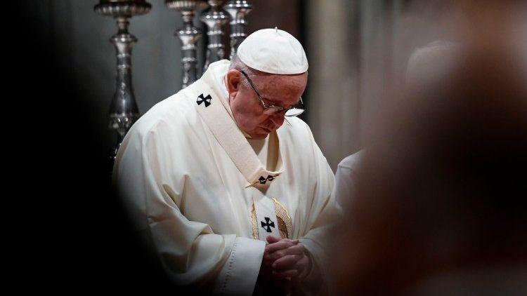 Zmowa milczenia wobec słów Franciszka o aborcji?