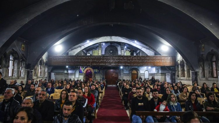 IRAQ-CONFLICT-RELIGION-CHRISTIANITY-CHRISTMAS