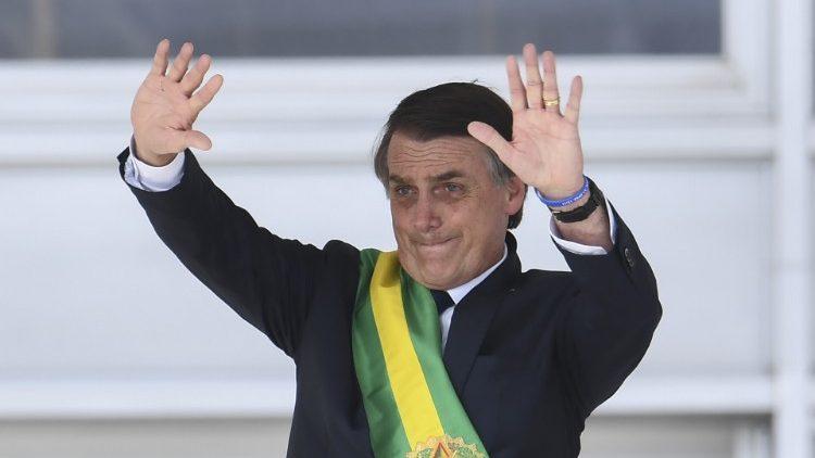 BRAZIL-INAUGURATION-BOLSONARO