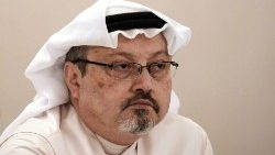 Saudi journalist Jamal Khashoggi (file photo)