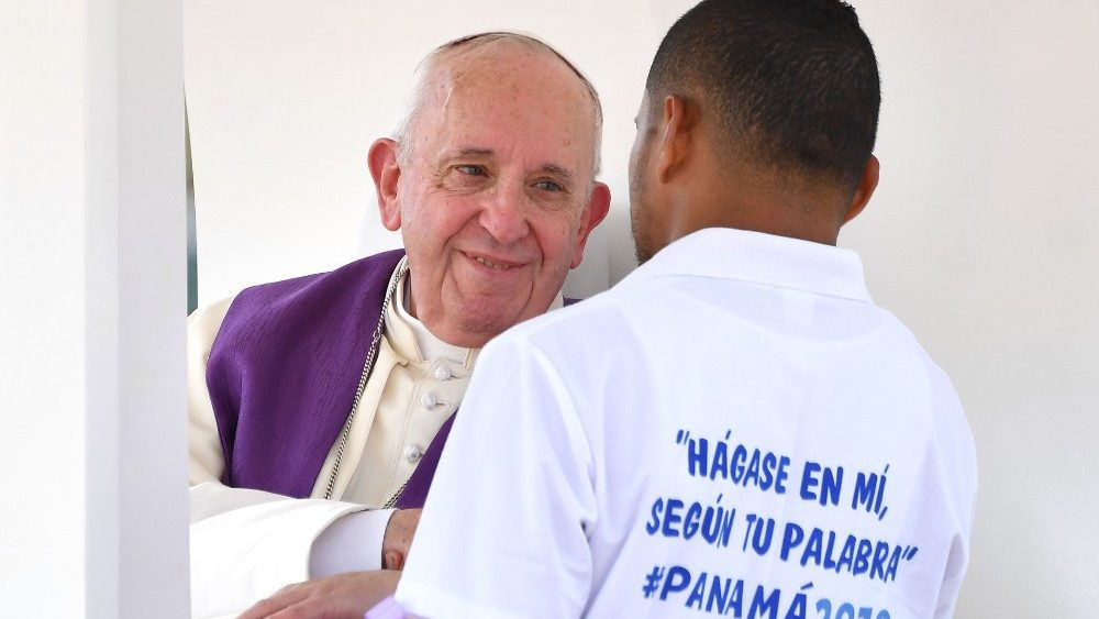 PANAMA-POPE-WYD-DETENTION CENTRE