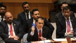 United Nations Security Council Holds Meeting on Situation In Venezuela