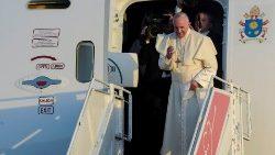 Les voyages de François en 2019: un pontificat en chemin sur les routes du monde