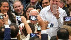 Catequesis del Papa del miércoles 13 de febrero