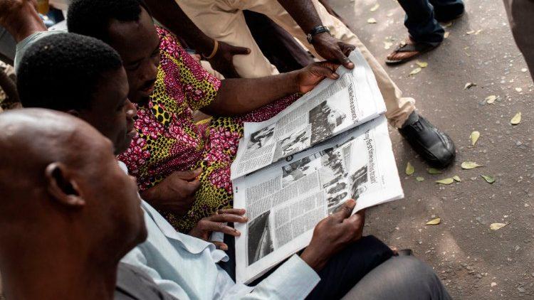 Cardinal Onaiyekan: 'poll delay bad news for Nigeria' - Vatican News